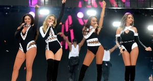 Little Mix are one of the acts scheduled to play this year's Live at the Marquee concert series in Cork. File photograph: Ryan Phillips/PA Wire