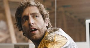 Thomas Middleditch in 'Sunspring': Middleditch does a good job of taking gibberish and running with it but the script seems to mostly consist of characters who seem continually confused