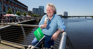 "Mike Fitzpatrick, director of Limerick 2020: he said a victory in the European Capital of Culture bidding would be ""a green light"" to use culture to drive desperately-needed social and economic development. Photograph: Fusion Shooters"
