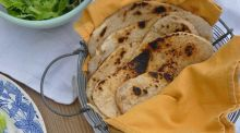 Lilly Higgins: Wholemeal flatbread