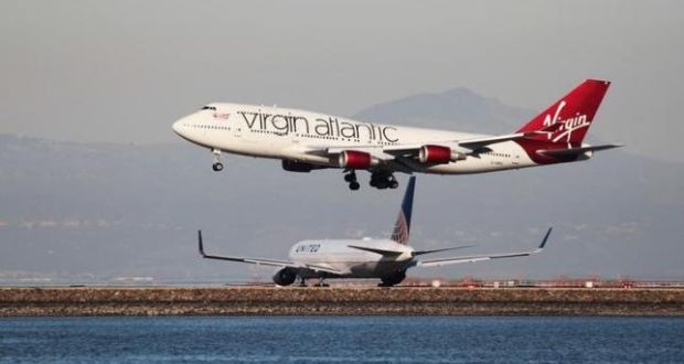 Virgin expects transatlantic price drop due to norwegian air plan virgin is analysing norwegians route choices as a carrier fandeluxe Image collections