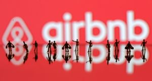Setting the scene for an IPO? While Airbnb hasn't announced plans for an imminent initial public offering, investment banks often arrange debt facilities for successful private companies in hopes of building relationships to win future business like underwriting an IPO.(Photograph: Dado Ruvic/Reuters)