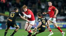 All Blacks wary of wounded Welshmen for round two