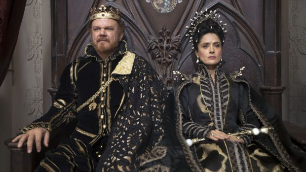 Tale of Tales review: Old stories given an unsettlingly delicious