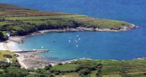 Kells Bay: a place to start daydreaming about in May