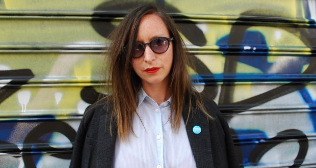 Joanna Walsh: 'Life is a kind of palimpsest  Sometimes you scratch