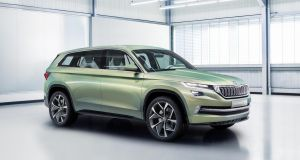First unveiled as a Skoda concept the new production version of its SUV, the Kodiaq, will be a major seller once it lands in Ireland