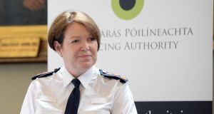 Garda Commissioner Nóirín O'Sullivan. The fact so many victims are still being kept in the dark about the crimes they were subjected to is a symptom of the force's dysfunctional relationship with letting out information and letting in the light. Photograph: Eric Luke