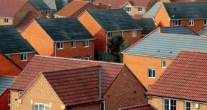A new report on housing says the State's social housing stock should be increased by at least 50,000 units. Photograph: PA