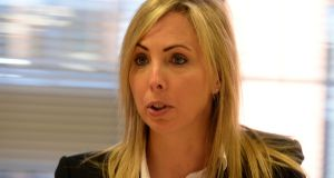 Data Protection Commissioner Helen Dixon. Photograph: Cyril Byrne/The Irish Times