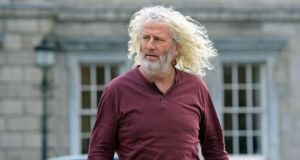 Independent TD Mick Wallace: has proposed a Bill that would allow for the termination of pregnancies in cases of fatal foetal abnormalities. Photograph: Eric Luke/The Irish Times