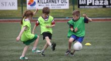 Best Sports Club in Ireland runner-up: Killarney Celtic Football for All