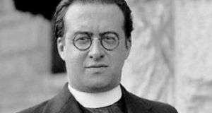 Georges Lemaître, a Belgian Catholic priest, first put forward the idea of what came to be known as the Big Bang