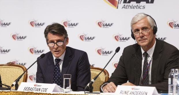 International Olympic Committee Backs Iaaf Over Russian Doping