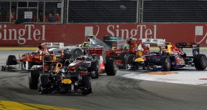 Like many Formula 1 innovations, the technology has trickled downstream. Photograph: David Loh/Reuters
