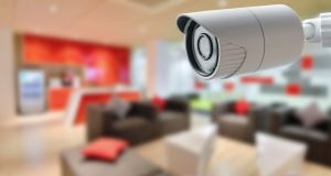 The worker said the camera was placed in the corner of the staff canteen and there was no signage to inform staff that surveillance was taking place. File photograph:  iStock