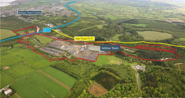 Avoca River Business Park Is Located About 5km North West Of Arklow Town
