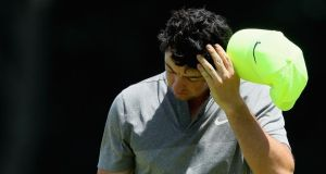 Rory McIlroy has confirmed that he will take no part in the Rio Olympics. Photograph: Andrew Redington/Getty Images