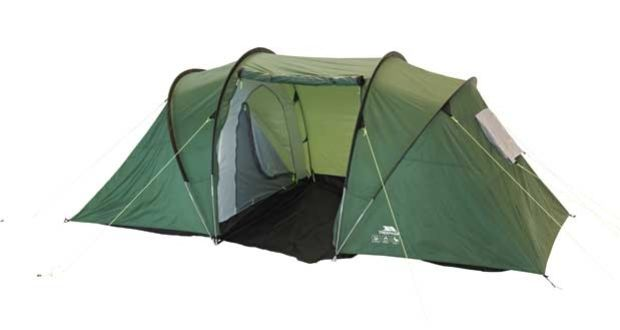 Trespass four-man two-room tunnel tent u20ac176.99  sc 1 st  The Irish Times & Pricewatch product reviews: four tents put to the test