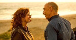 Susan Sarandon: the actor stars with JK Simmons in their new film, The Meddler