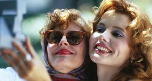 Thelma & Louise: Susan Sarandon and Geena Davis in Ridley Scott's 1991 film