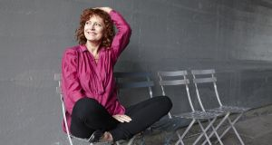 "Susan Sarandon: ""Hollywood isn't political. Hollywood is about profit. Photograph: Jake Chessum/New York Times"