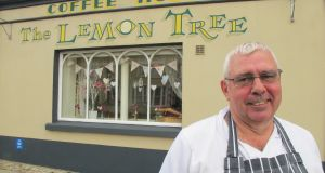 Sheamus Rooney, proprietor of The Lemon Tree