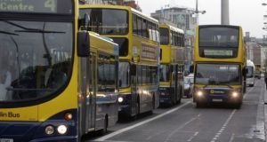Dublin Bus driver Osborn Best Irabor (51), was charged in April at Donnybrook Garda station. File photograph: Cyril Byrne/The Irish Times