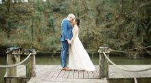 Our Wedding Story: 'We wanted to keep things simple and casual'