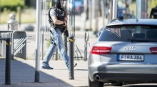 Armed man killed after taking hostages at German cinema complex