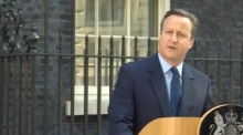 Brexit: David Cameron announces resignation