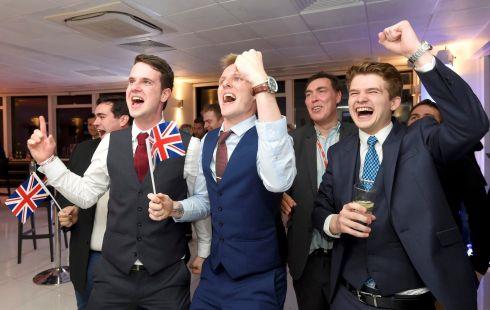Brexit 'Leave' campaign built victory on arguments against EU