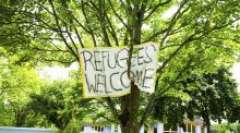 Germany's 'Airbnb for refugees'