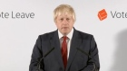 Boris Johnson: 'There is now no need for haste'
