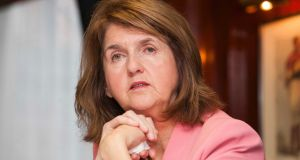 """The C-word, which is the word of choice in these matters, is meant to dehumanise and belittle women,"" says former Labour Party leader Joan Burton on Today with Sean O'Rourke. Photograph: Leah Farrell/RollingNews.ie"