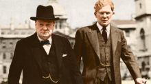The Irish spoofer who was Churchill's right-hand man
