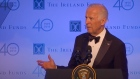 Joe Biden among guests of honour at Ireland Funds Gala in Dublin