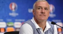 France coach: 'In football there is no revenge'