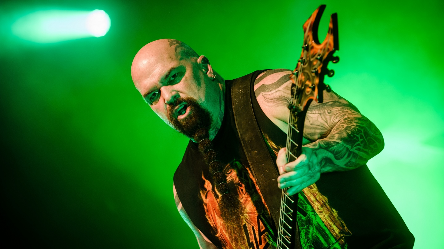 Kerry King: Where have all the guitar heroes gone?