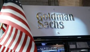 Goldman Sachs slashed its 2017 UK growth forecast to just 0.2 per cent, close to recession. Photograph: Brendan McDermid/Reuters
