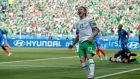 Jeff Hendrick was one of Ireland's stand out performers at Euro 2016. Photograph: Getty