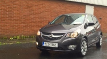 Our Test Drive: the Opel Karl
