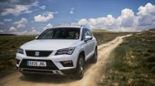Seat scores a hit with the Ateca, but its aim was low