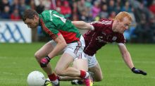 Mayo will take on Fermanagh after suffering a shock Connacht exit at the hands of Galway. Photo: Lorraine O'Sullivan/Inpho