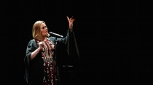 Glastonbury: Tears and cheers for Adele