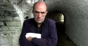 Hidden recess: Colm Tóibín explores parts that people try to hide. Photograph: Cyril Byrne