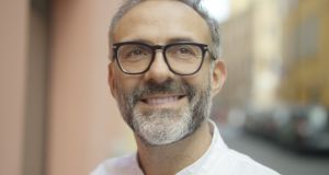 Italian chef Massimo Bottura, whose restaurant was recently voted best in the world, will speak at the Food On The Edge symposium in Galway in October