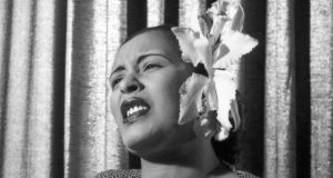 Strange Fruit: Billie Holiday. Photograph: Hulton Archive/Getty Images