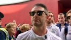 Robbie Keane emotional tribute after his last international tournament with the Irish team