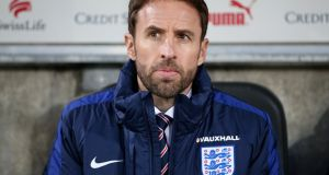 Could Gareth Southgate replace Roy Hodgson as England manager? Photograph: Getty Images